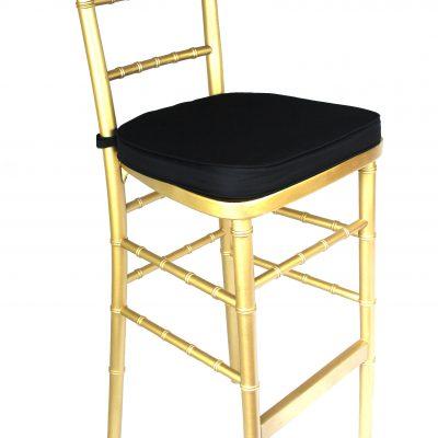 gold chiavari bar stool