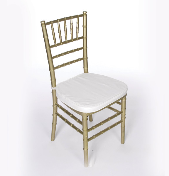 Gold Chiavari Ballroom Chairs