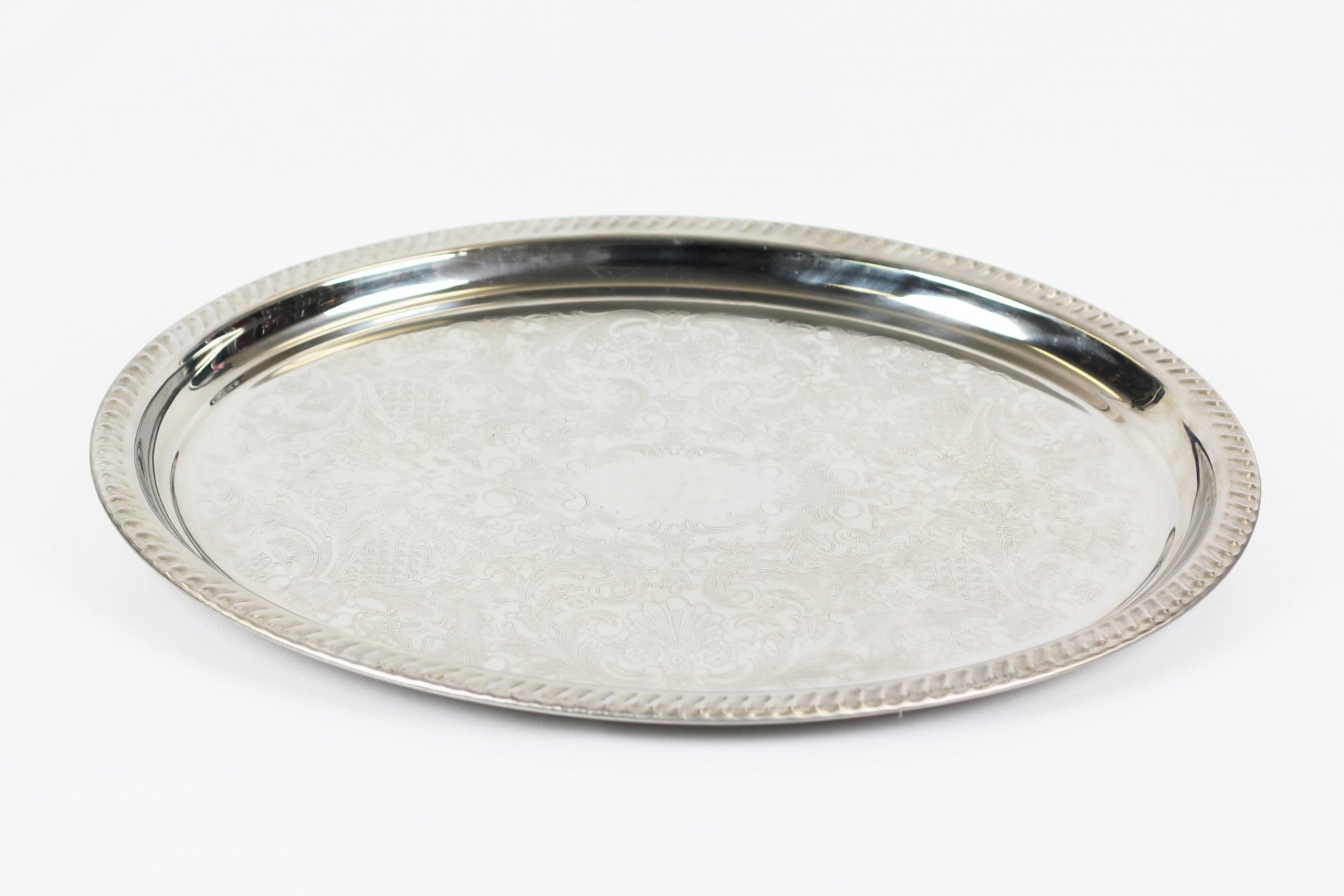 Silver Trays Oval United Rent All Omaha