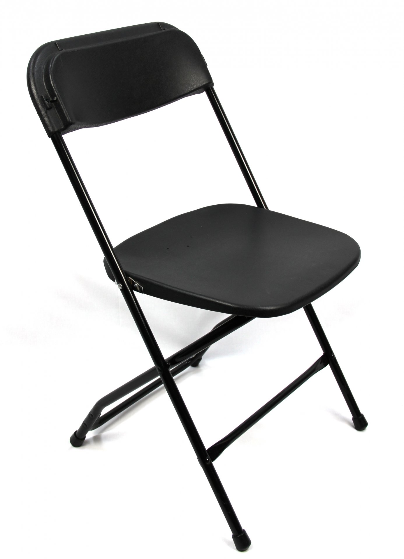Black Folding Chair