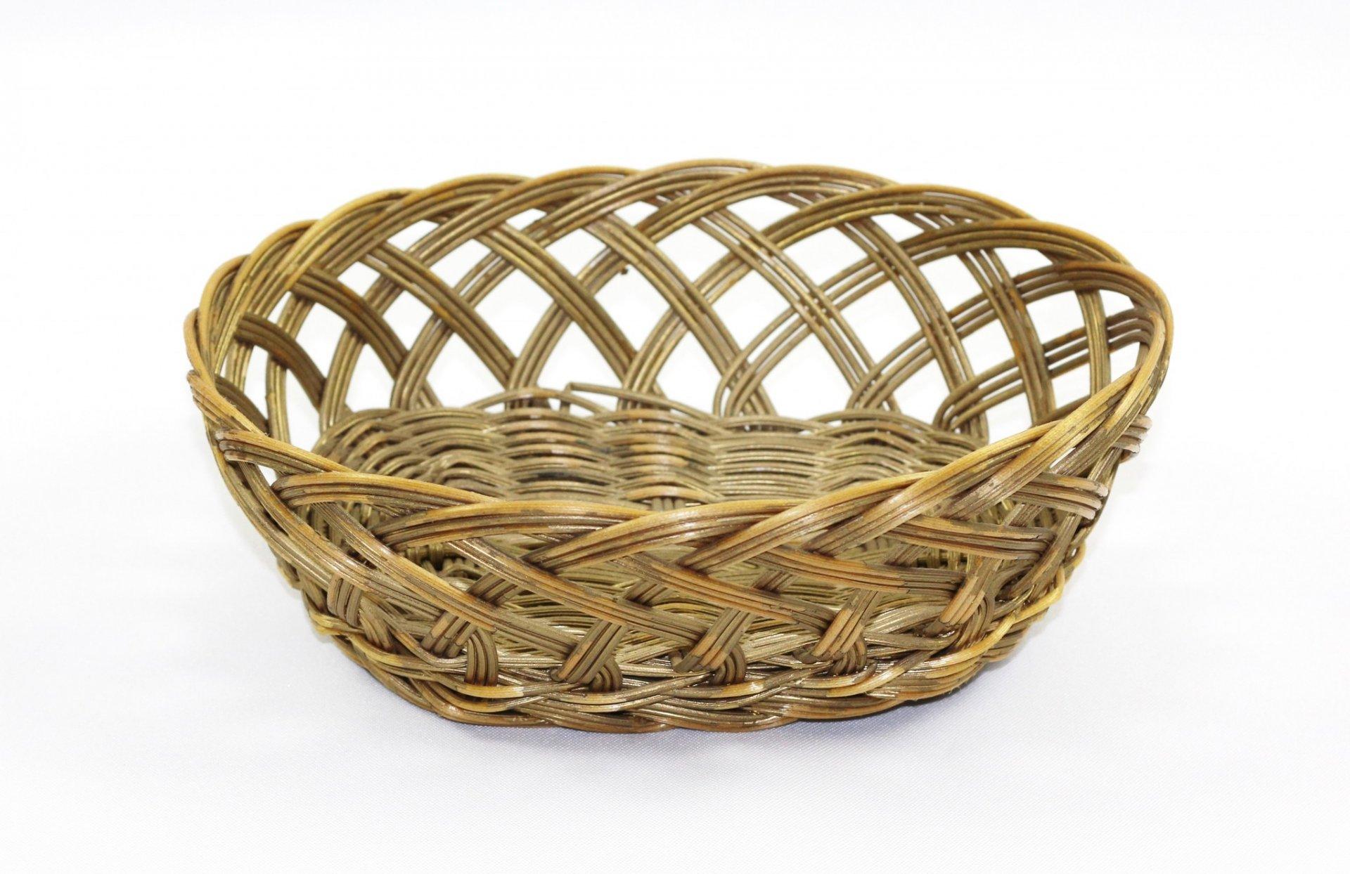 Wicker Food Service Baskets