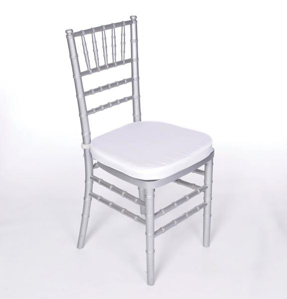 Silver Chiavari Ballroom Chairs United Rent All Omaha