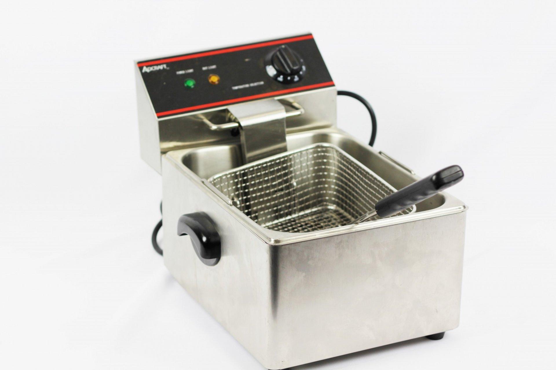 Electric Deep Fat Fryer Single Basket United Rent All