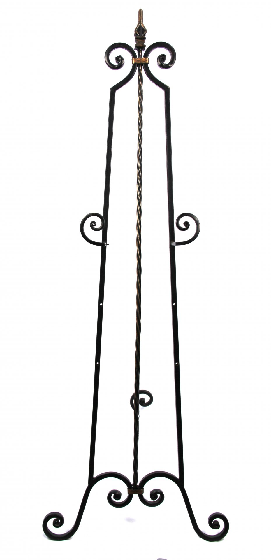 Floor Easel Wrought Iron United Rent All Omaha